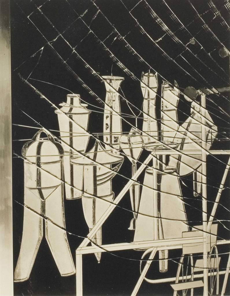 Berenice Abbott-La mariee mise a nu par ses celibataires, meme-1935