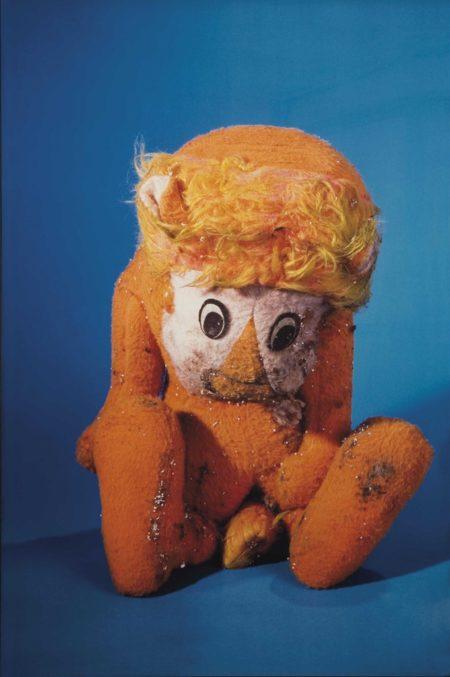 Paul McCarthy-Orange Lion, de la serie 'Propo'-1994