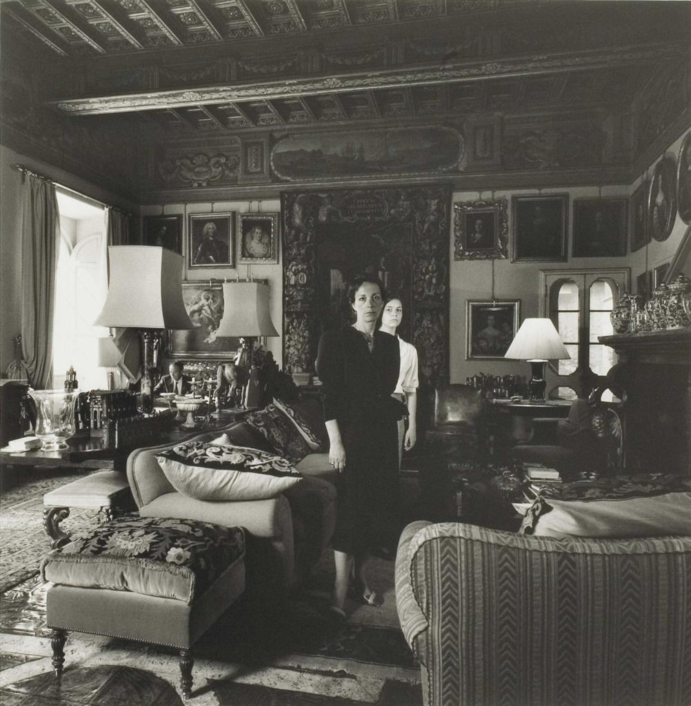 Patrick Faigenbaum-Famille Ricci, Rome-1987