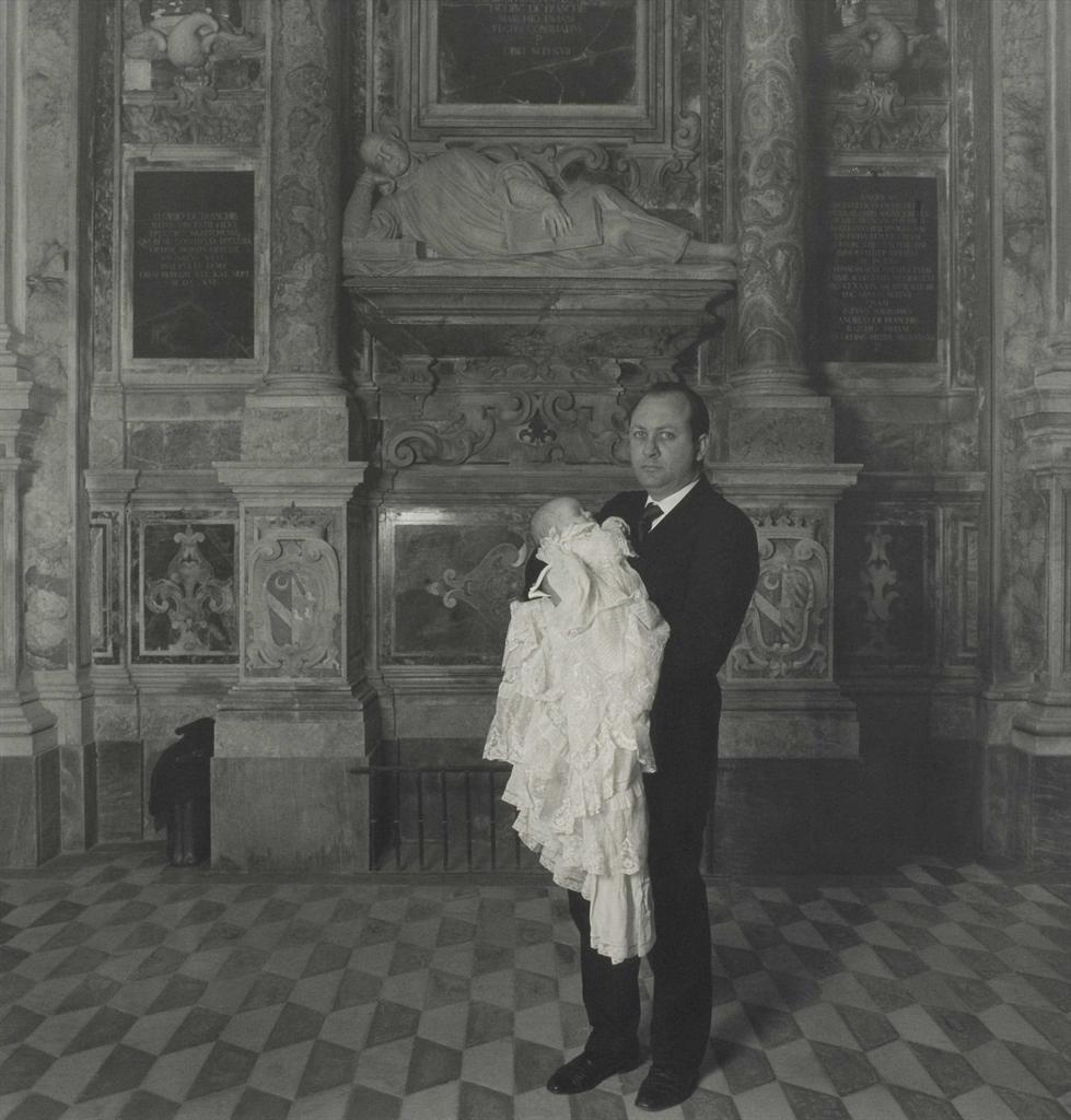 Patrick Faigenbaum-Famille Caracciolo di Melissano, Naples-1991