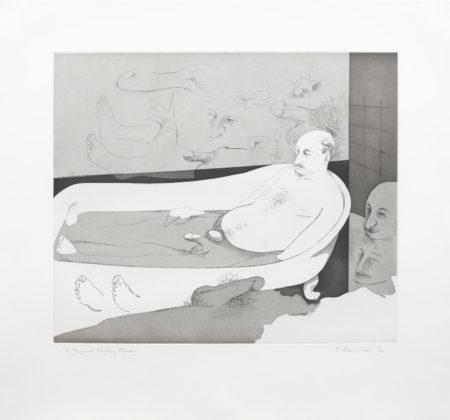 Richard Hamilton-A Languid Floating Flower (Lullin 137)-1983