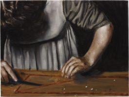 Michael Borremans-Sweet Disposition-2003