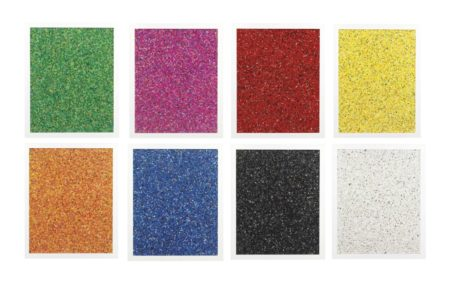Vik Muniz-Eight Color Spectrum (Pictures of Magazines)-2007
