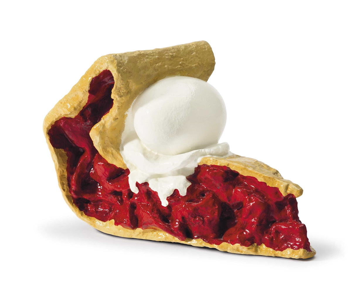 Claes Oldenburg-Paradise Pie IV (Red)-2007