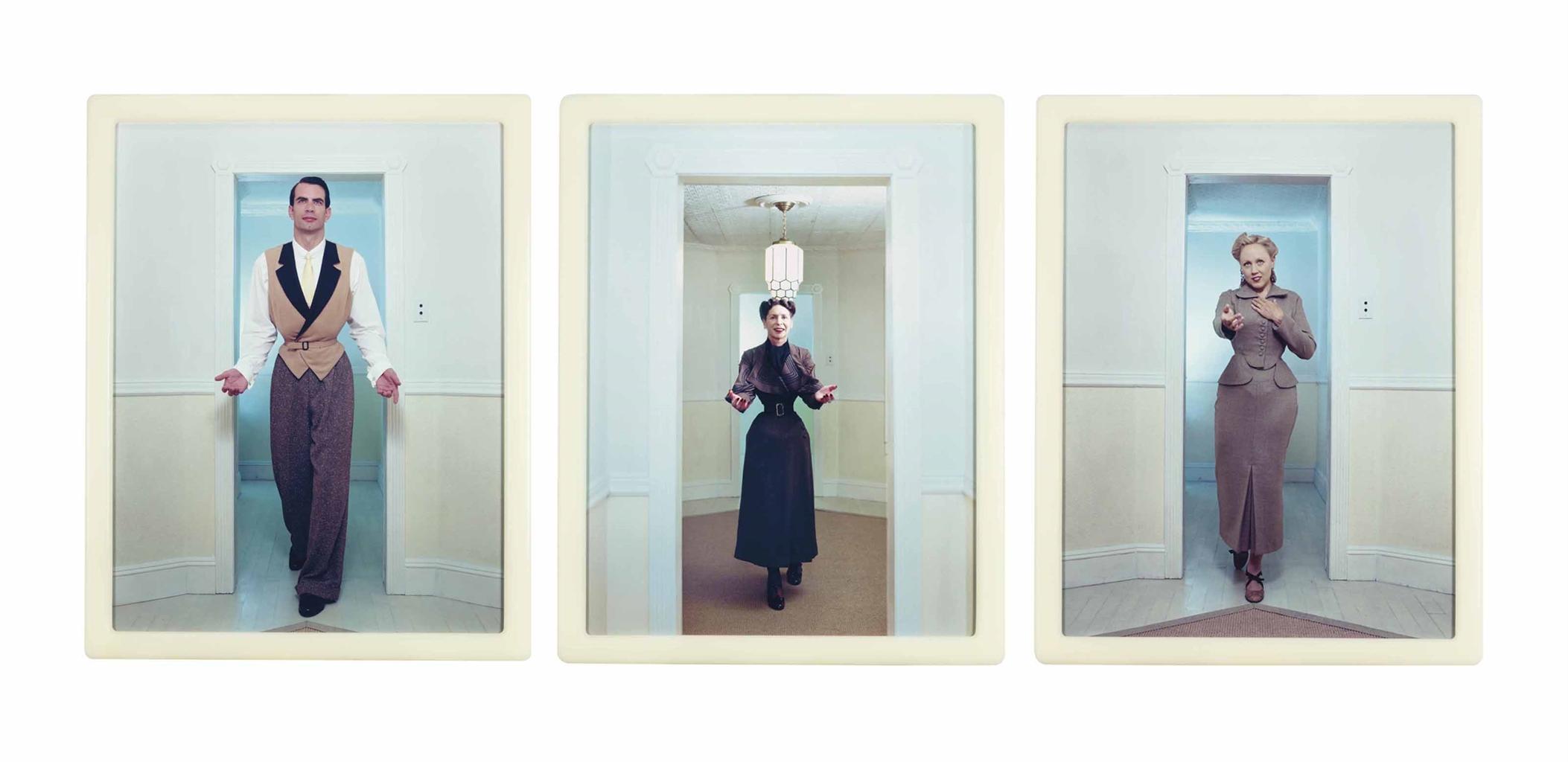 Matthew Barney-Cremaster 2: The Royal Cell-1999