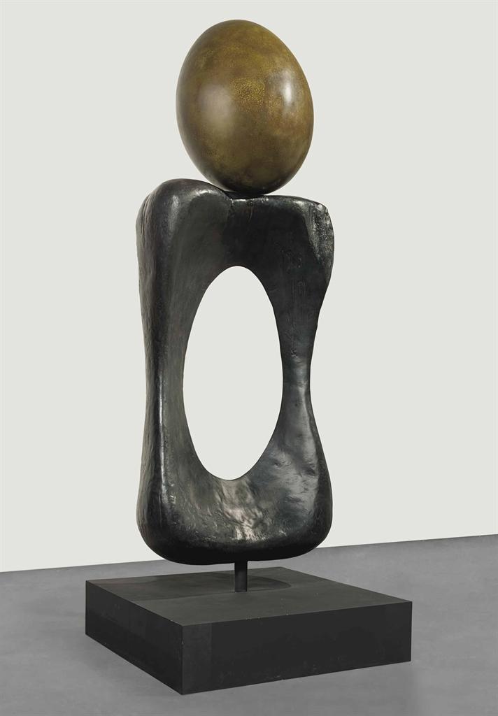 Joan Miro-Femme, monument-1977