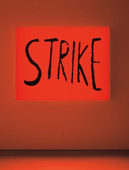 Sam Durant-Strike-2003