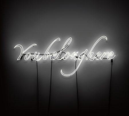 Tavares Strachan-You Belong Here-2012