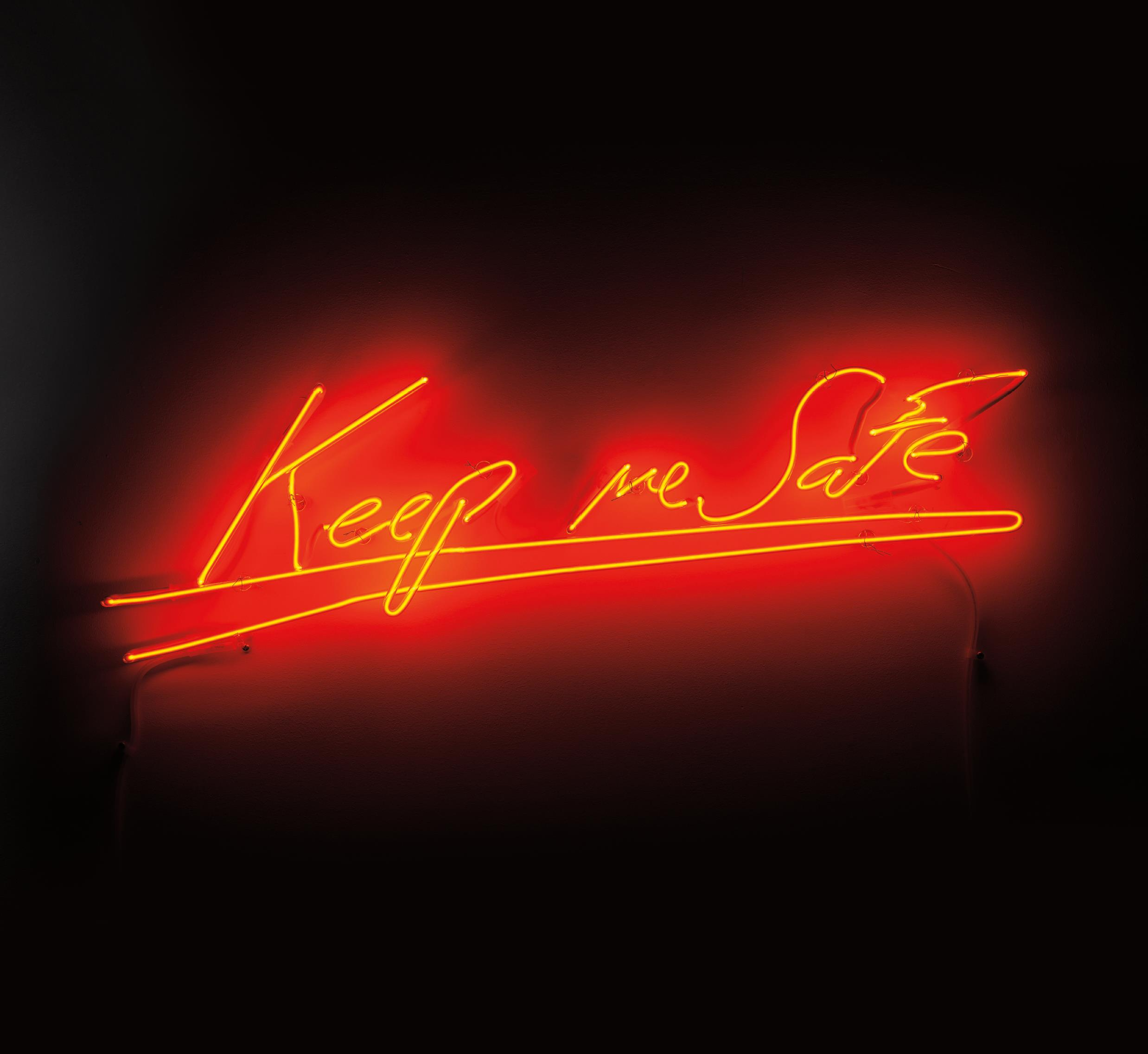 Tracey Emin-Keep Me Safe-2006