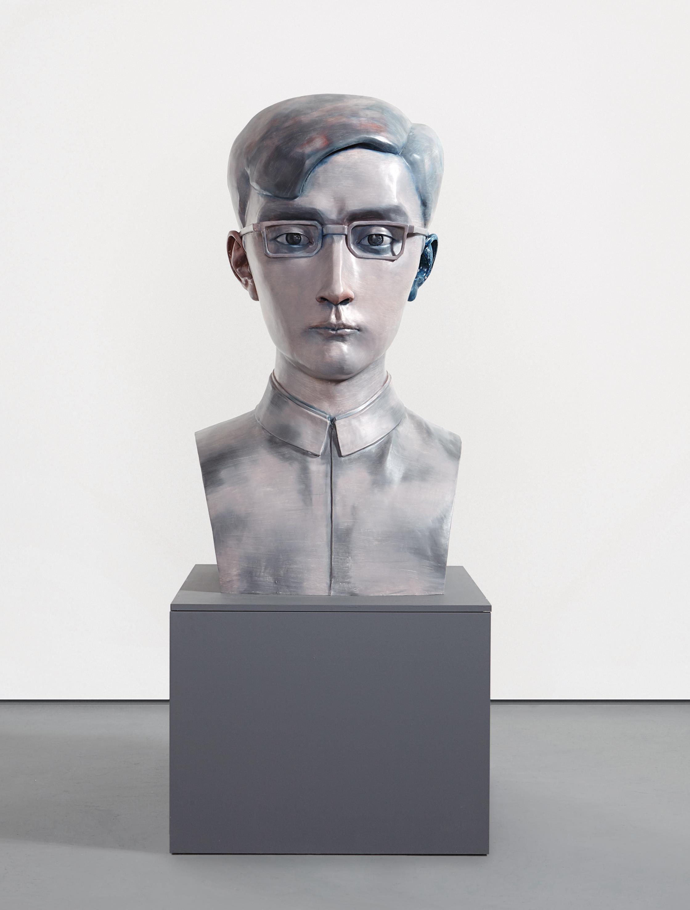 Zhang Xiaogang-Young Man-2013