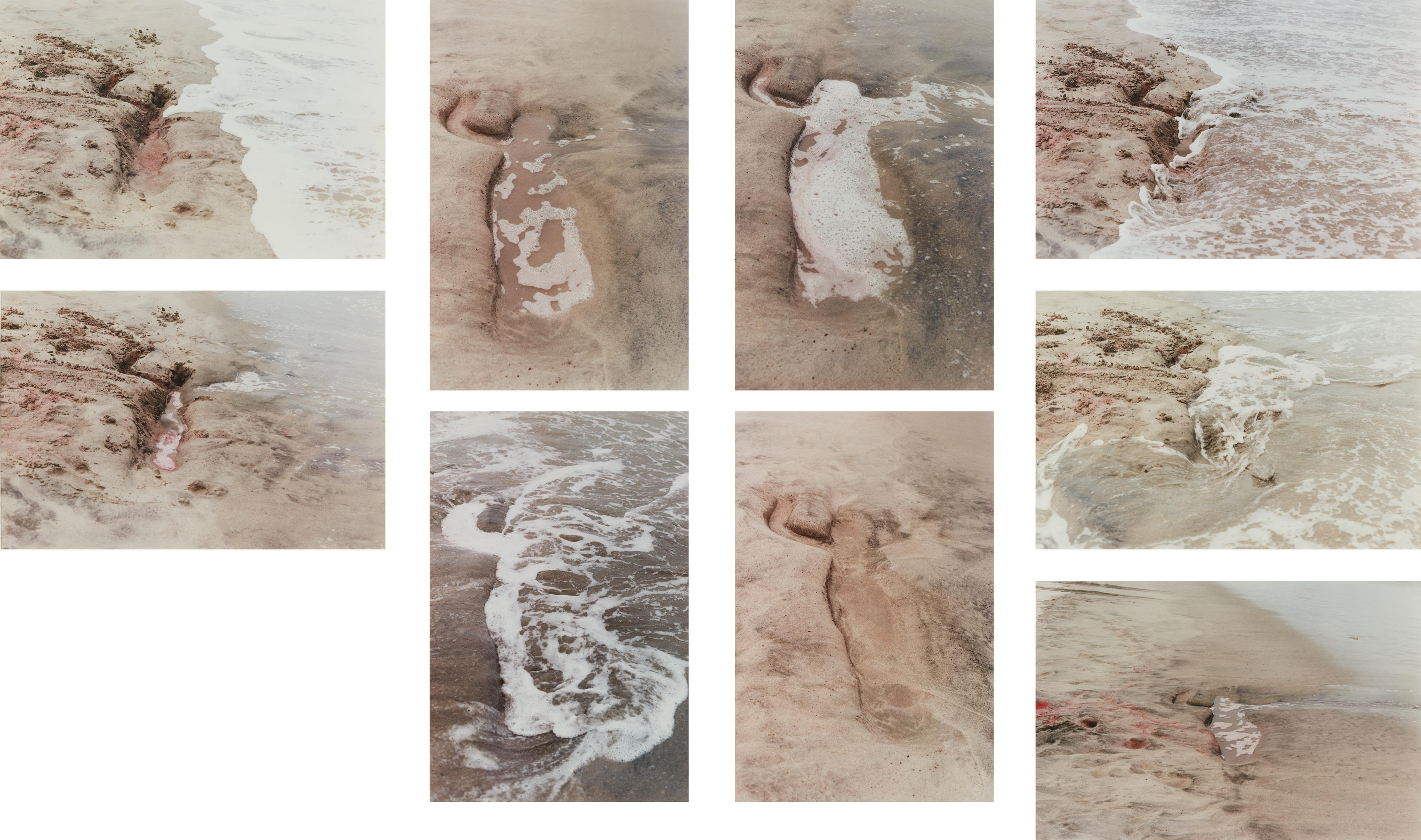 Ana Mendieta-Untitled (from the Silueta Series)-1976