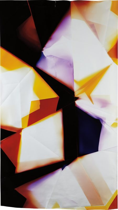 Walead Beshty-Los Angeles fuji crystal archive type c-2008