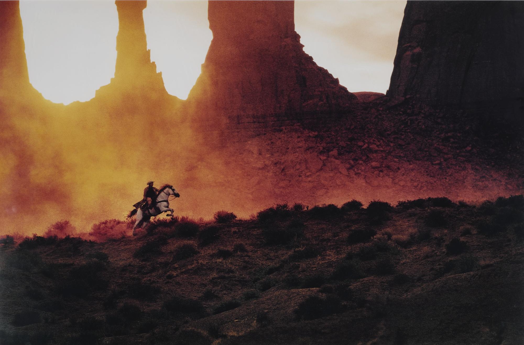 Richard Prince-Untitled (Cowboy)-1997