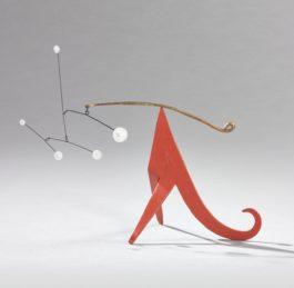 Alexander Calder-Curly Brass-1964