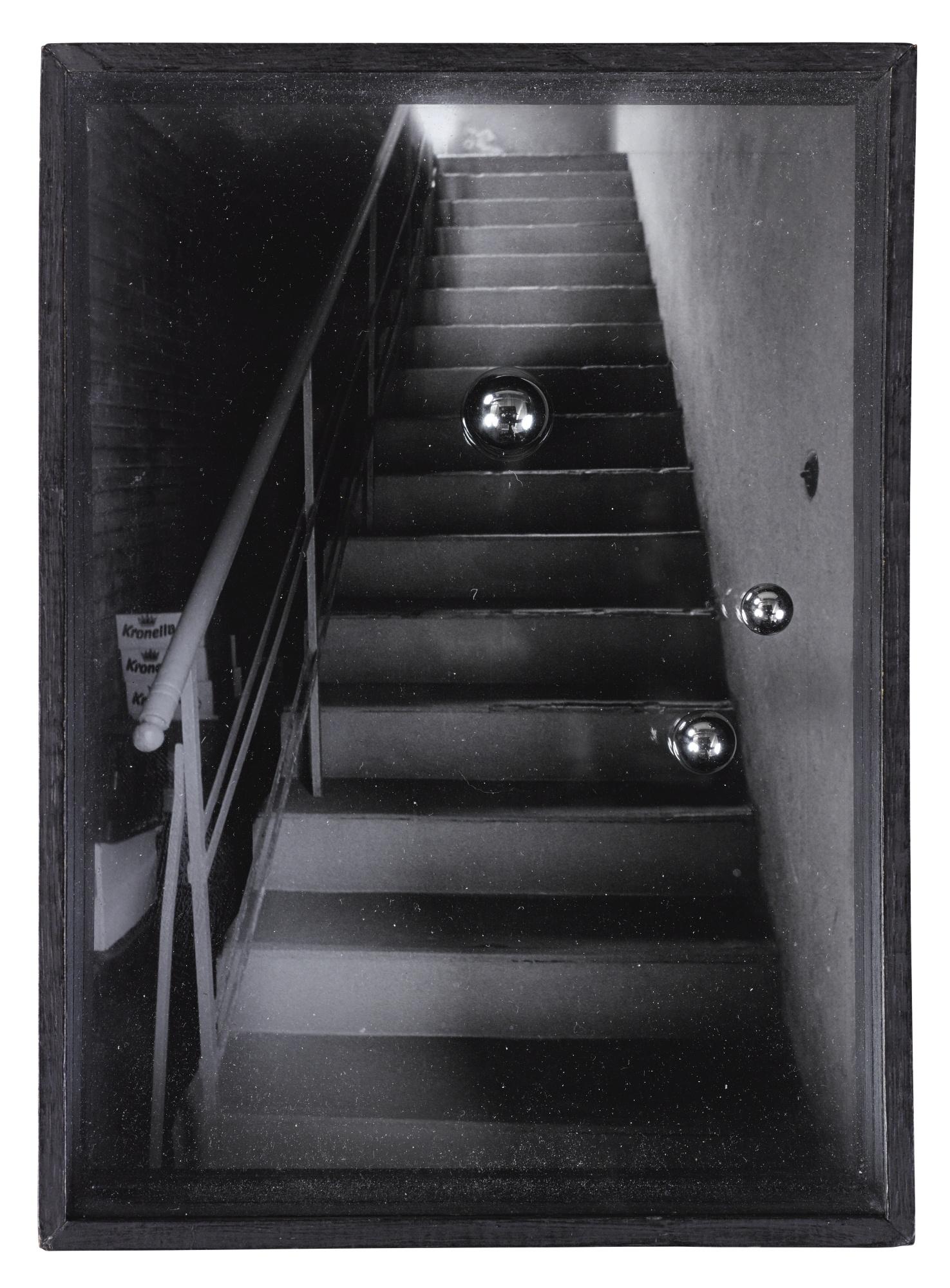 Gerhard Richter-Kugelobjekt (Spherical Object I)-1970