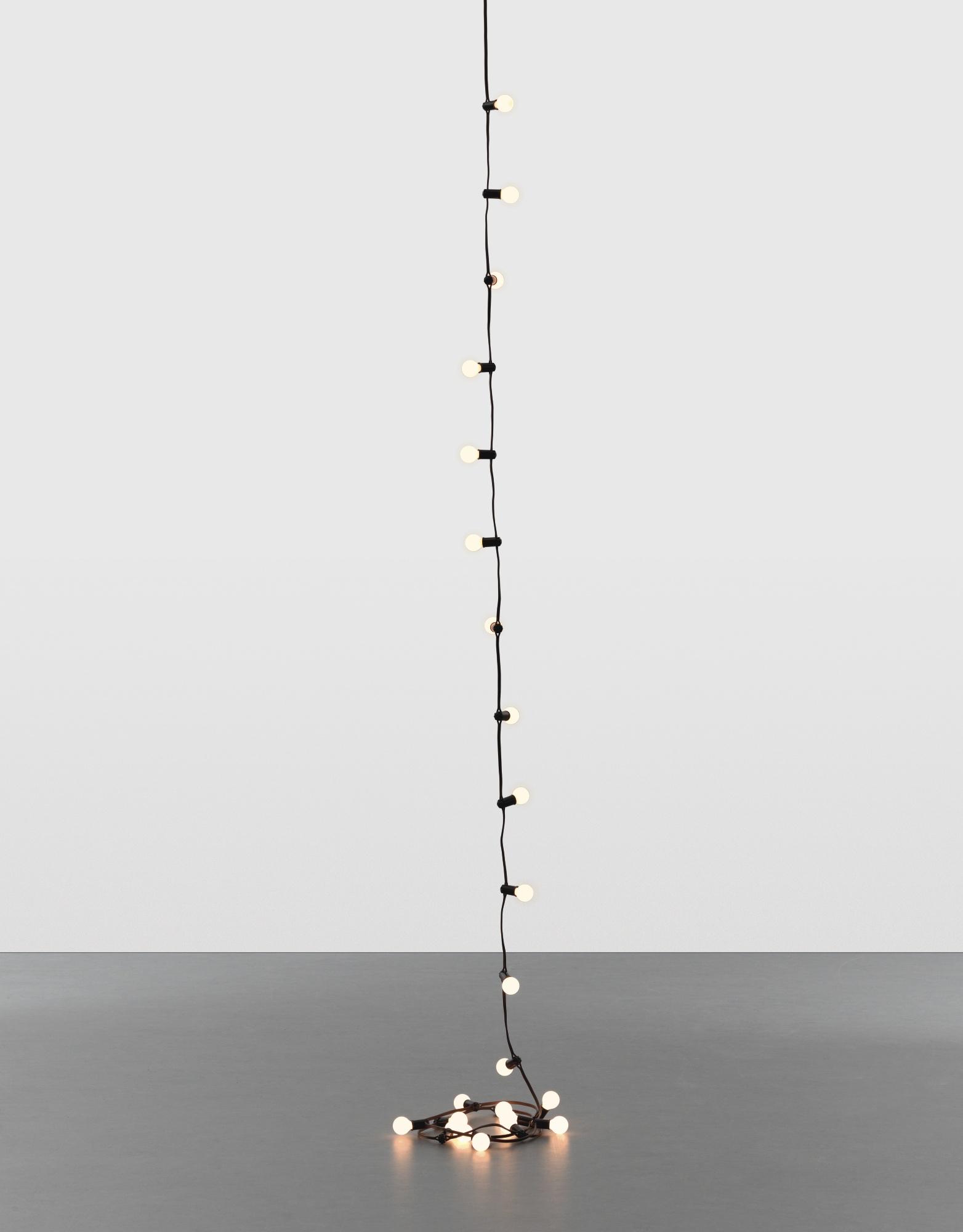 Felix Gonzalez-Torres-Untitled (Last Light)-1993