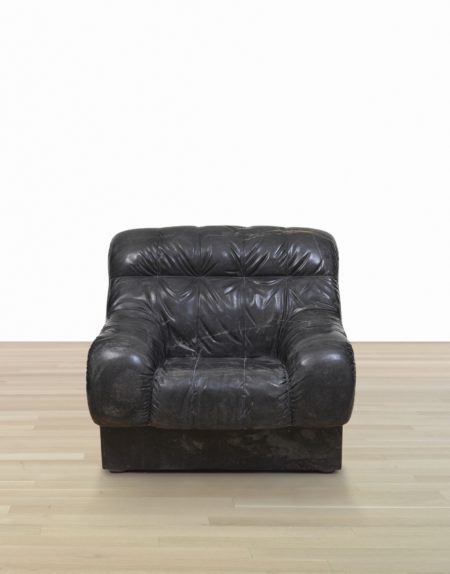 Ai Weiwei-Sofa In Black-2011