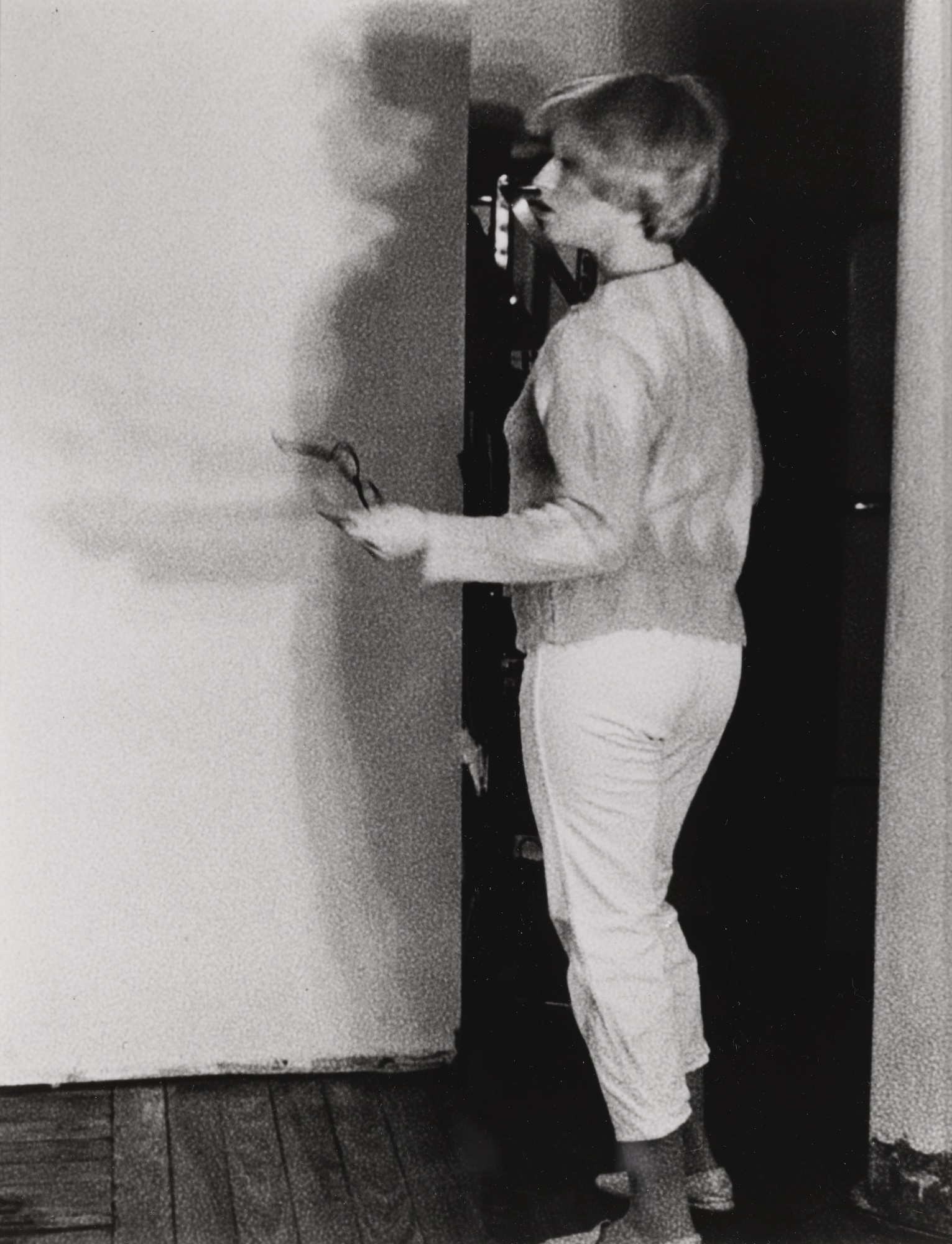 Cindy Sherman-Untitled Film Still #1-1977