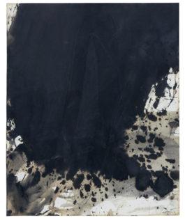 Antoni Tapies-Gran Mancha Negra-1967