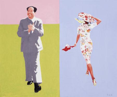 Yu Youhan-Mao Series: The Girl of Flower-2011