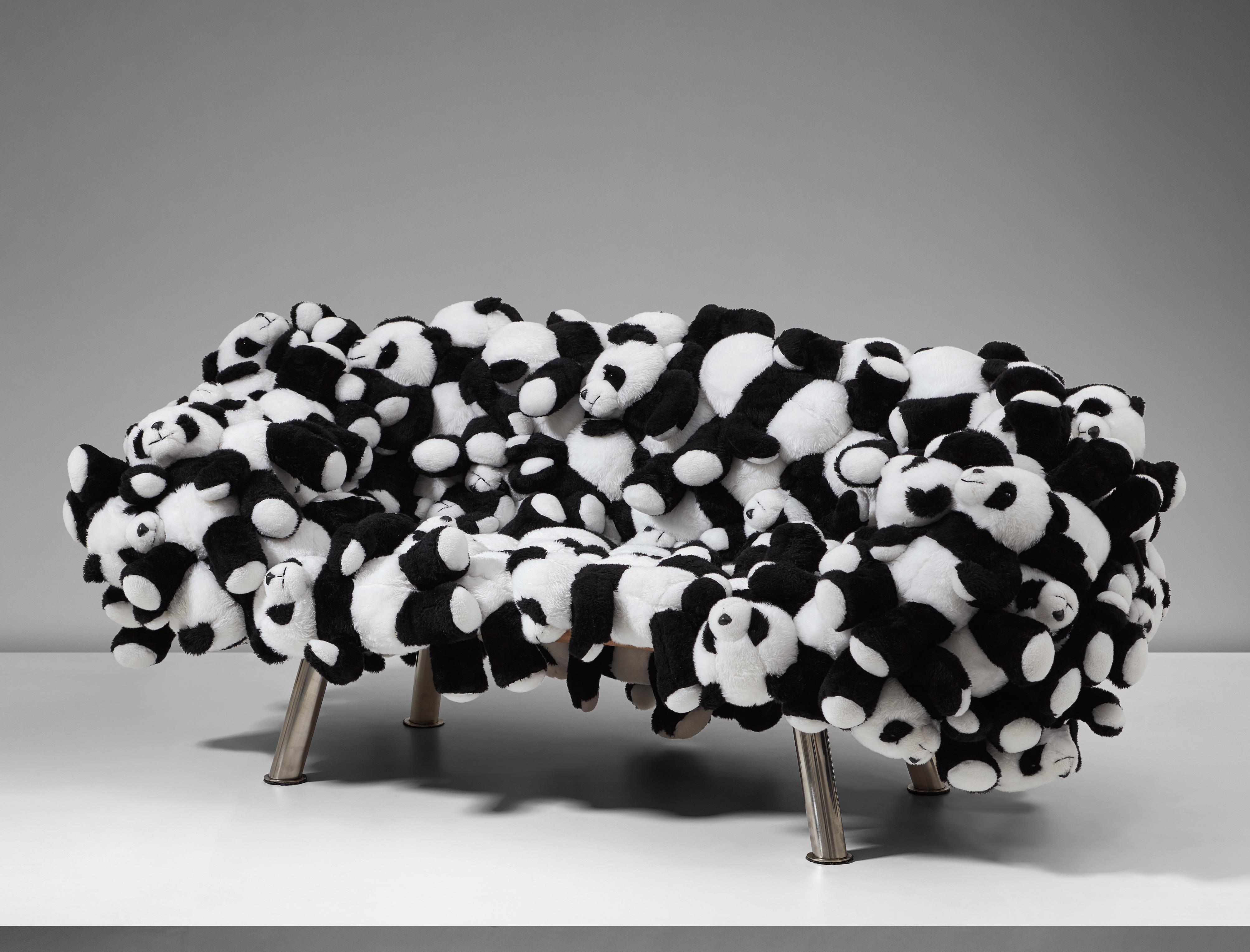 Campana Brothers-'Panda' sofa-2006