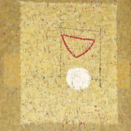 Seund Ja Rhee-White Mirror-1960