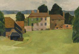 Keith Vaughan-The Farm Bute