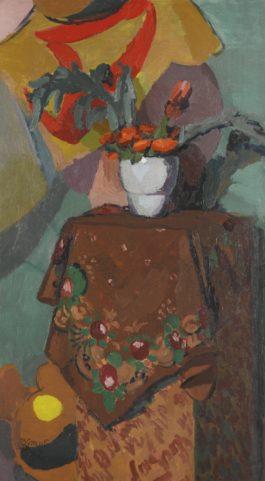 Duncan Grant-The Italian Handkerchief-1937
