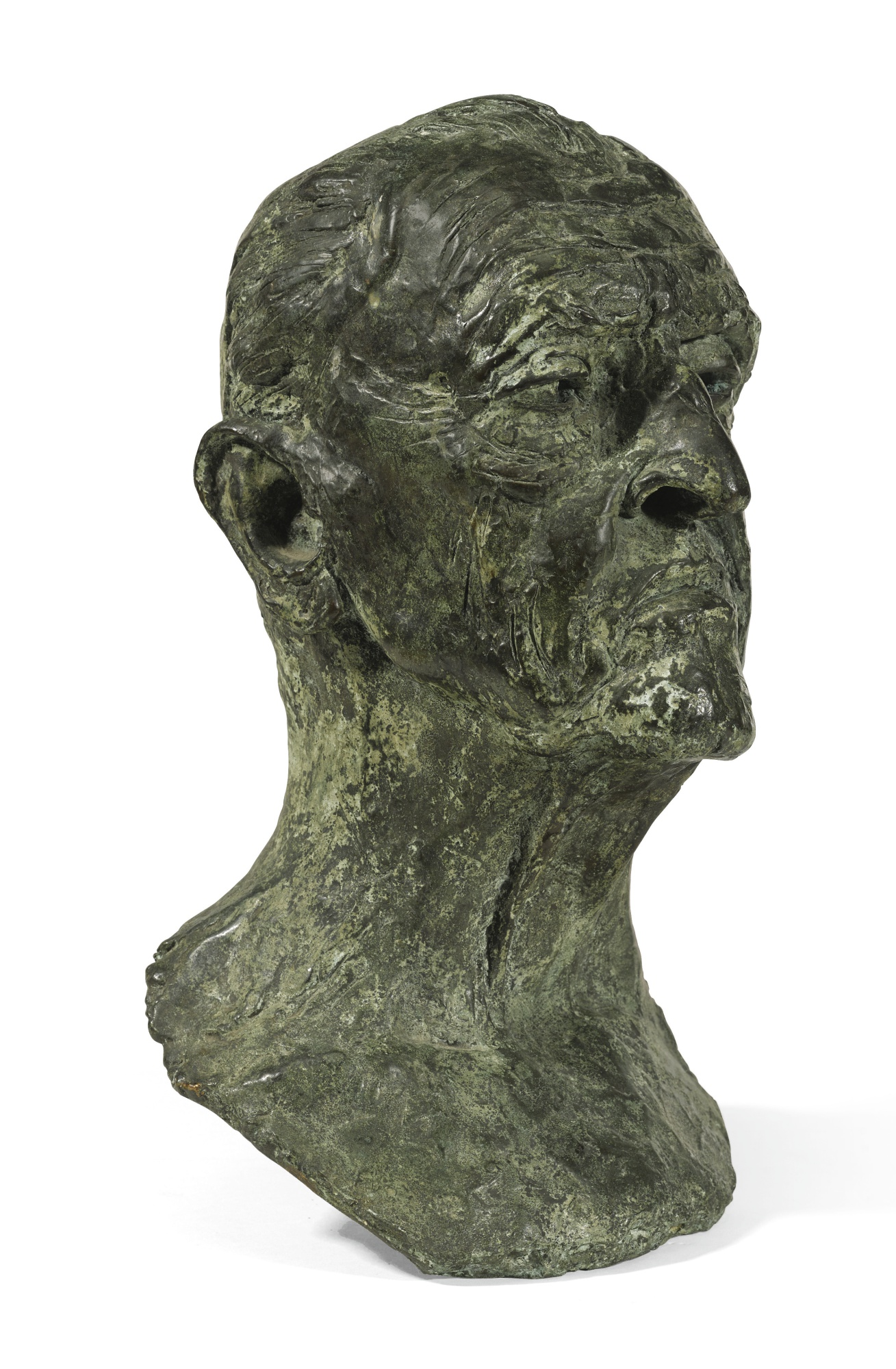Jacob Epstein-W. Somerset Maughan-1951