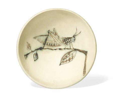 Pablo Picasso-Sauterelle Sur Une Branche (A. R. 258)-1955