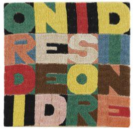 Alighiero Boetti-Ordine E Disordine-1973
