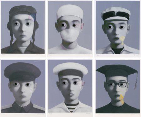 Zhang Xiaogang-My Hope-
