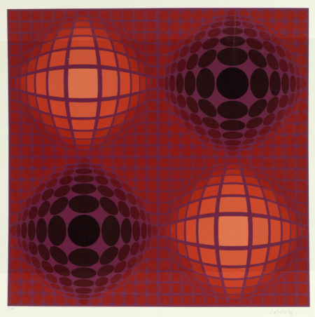 Victor Vasarely-Pyross-