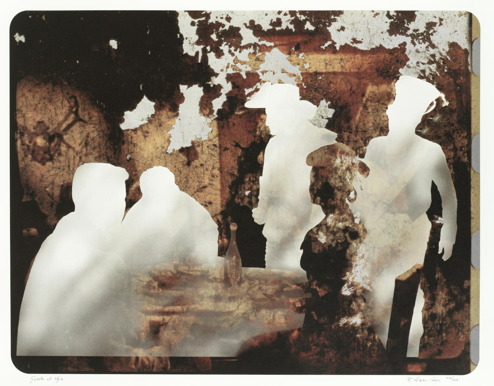 Richard Hamilton-Ghosts of Ufa (Lullin 179)-1994