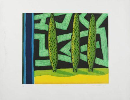 William Crozier-Labyrinth; Verona Garden-2007