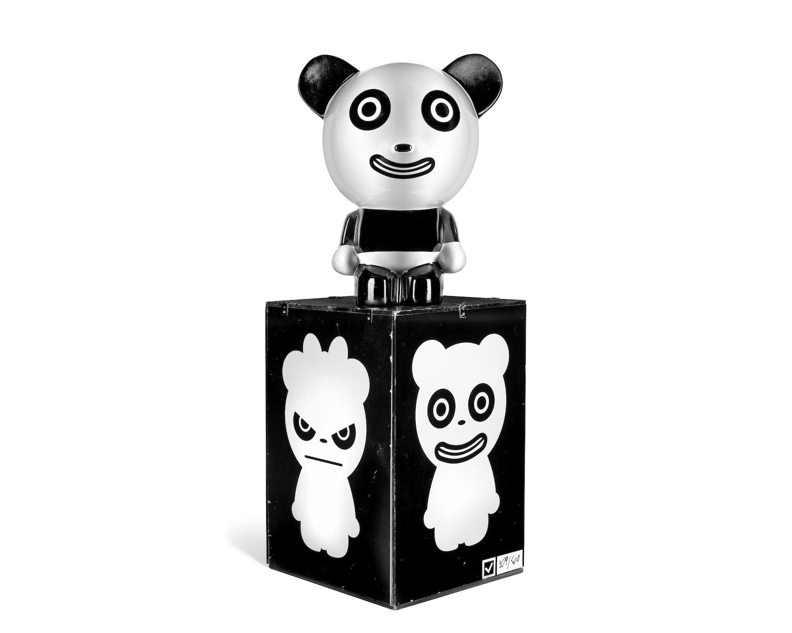 Jiji-Happy Panda, from 'Hi Panda'-2006