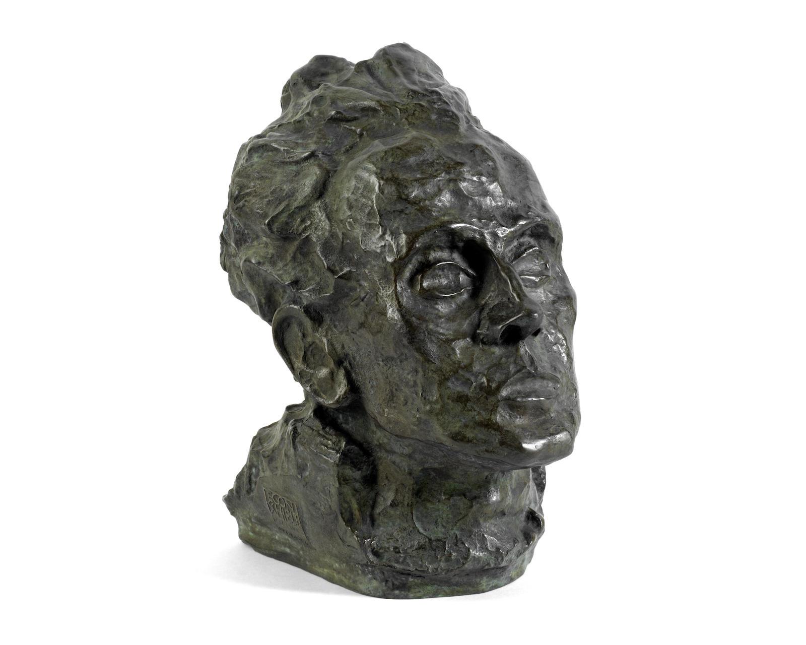 Egon Schiele-Selbstbildnis (Self-portrait)-1917