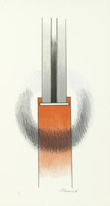 Paul Mansouroff-Two Constructivist Compositions-