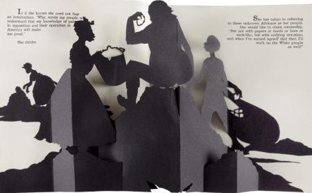 Kara Walker-Freedom, A Fable-1997