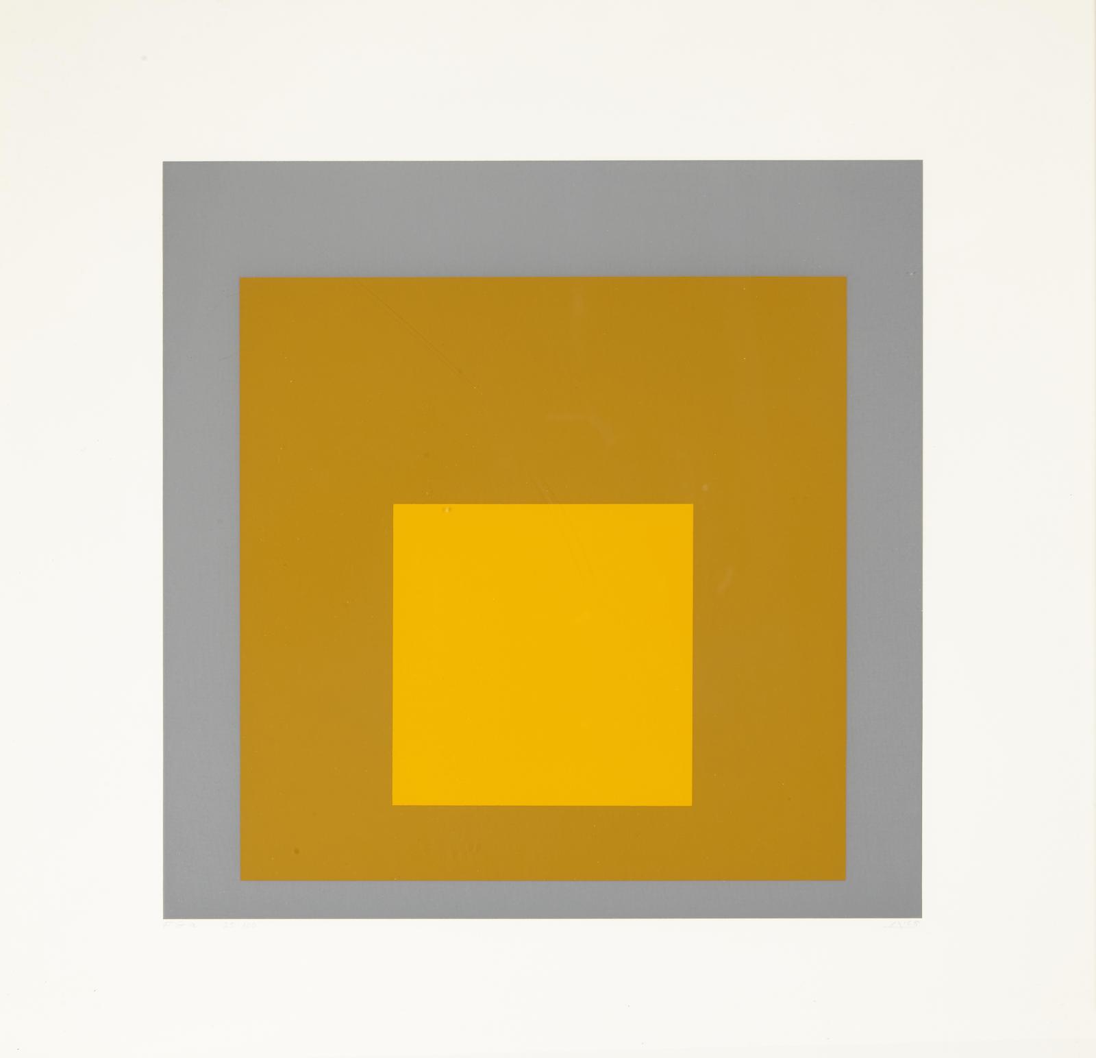 Josef Albers-FGa (D. 179)-1968