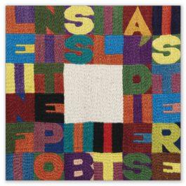 Alighiero Boetti-Le Infinite Possibilita Di Essere-1988