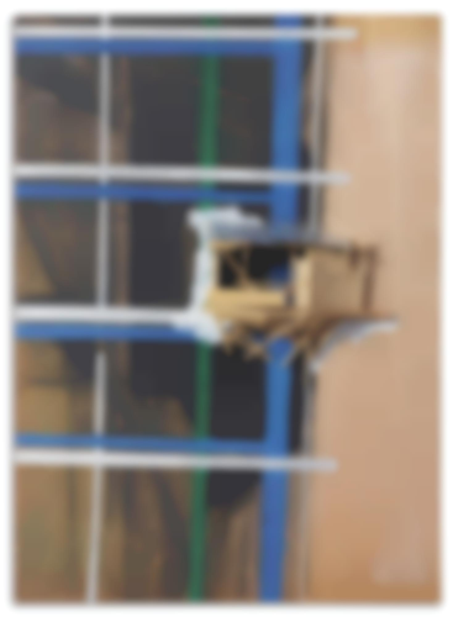 Tadashi Kawamata-Pompidou Plan III-2010