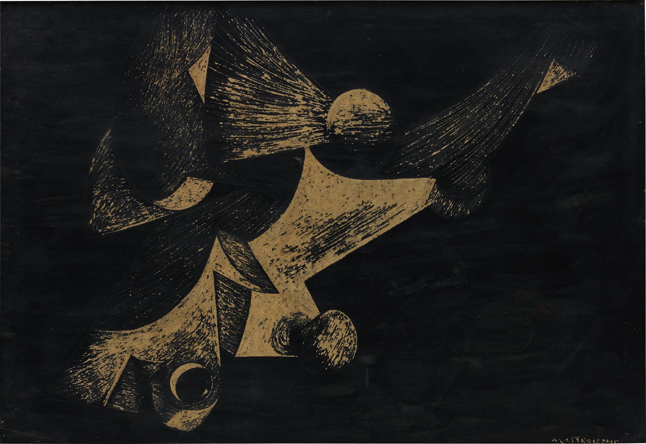 Umberto Mastroianni-Untitled-1960