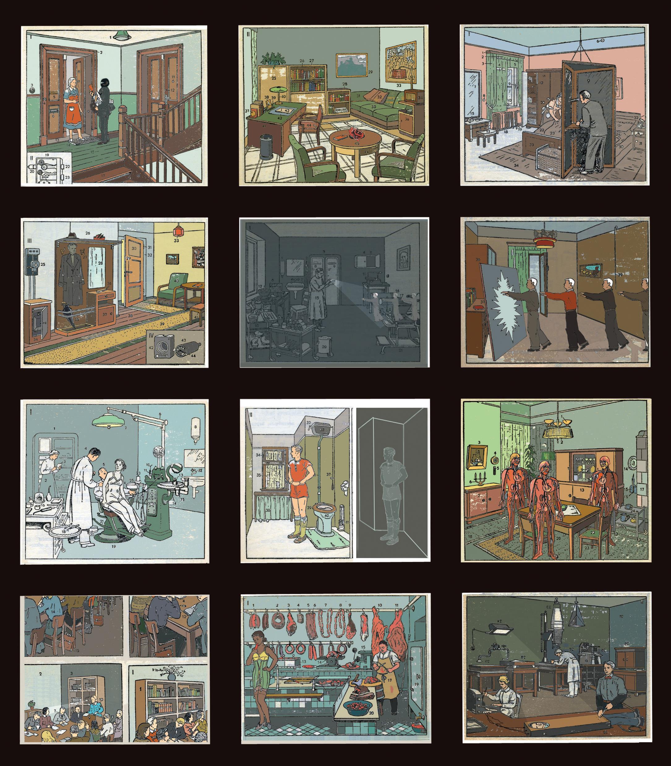 Vladimir Grig-13 rooms-2012