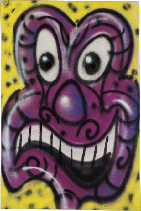 Kenny Scharf-Comic-1983