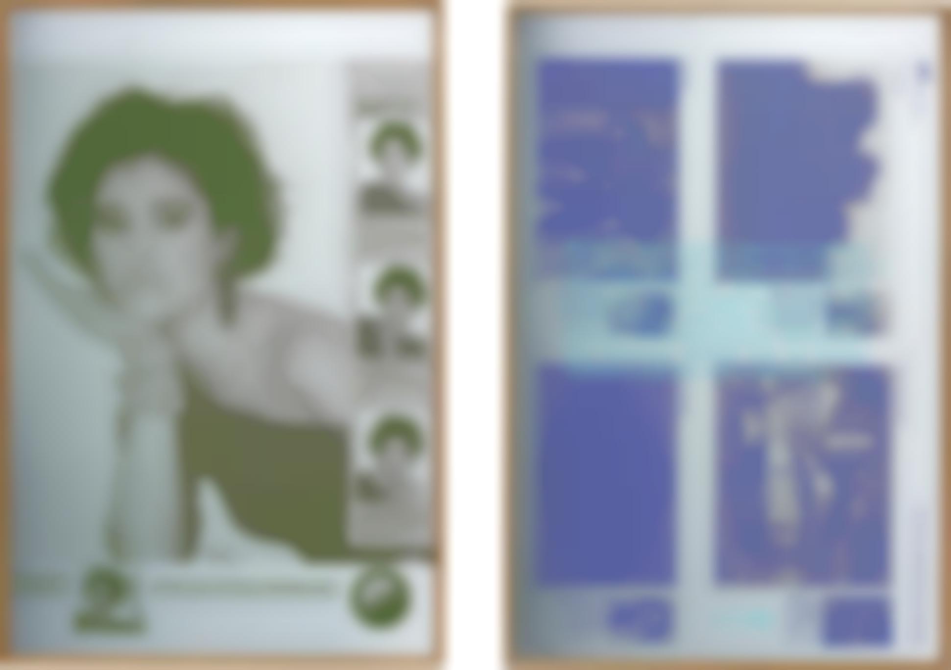 Martin Kippenberger-Two works: (i) Untitled; (ii) Untitled-