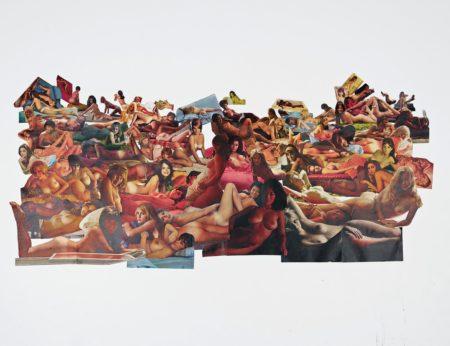 Carol Bove-Untitled (Martha Rosler Collage)-2002