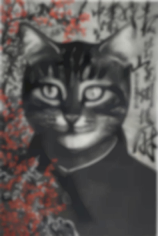 Qiu Jie-Portrait of Mao-2007