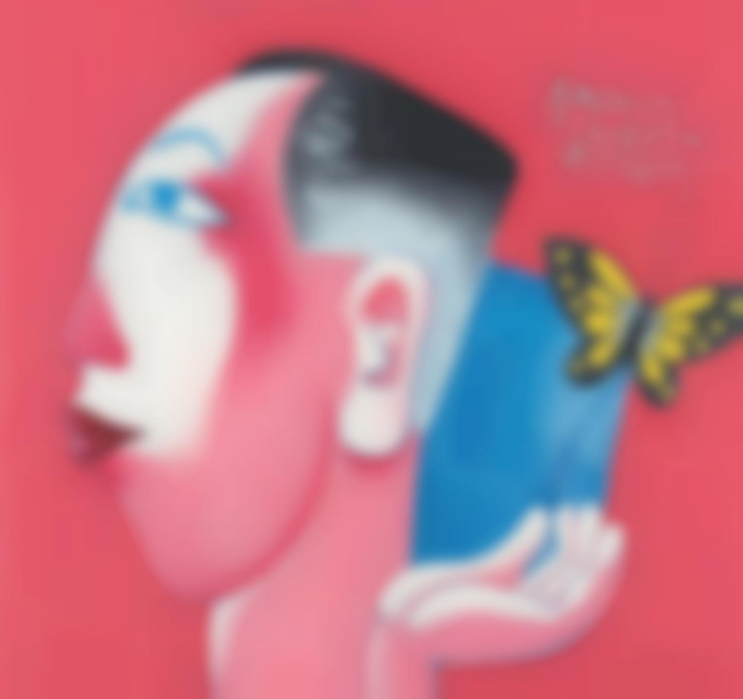 Li Shan-Fish as Man (Rouge Series)-1999