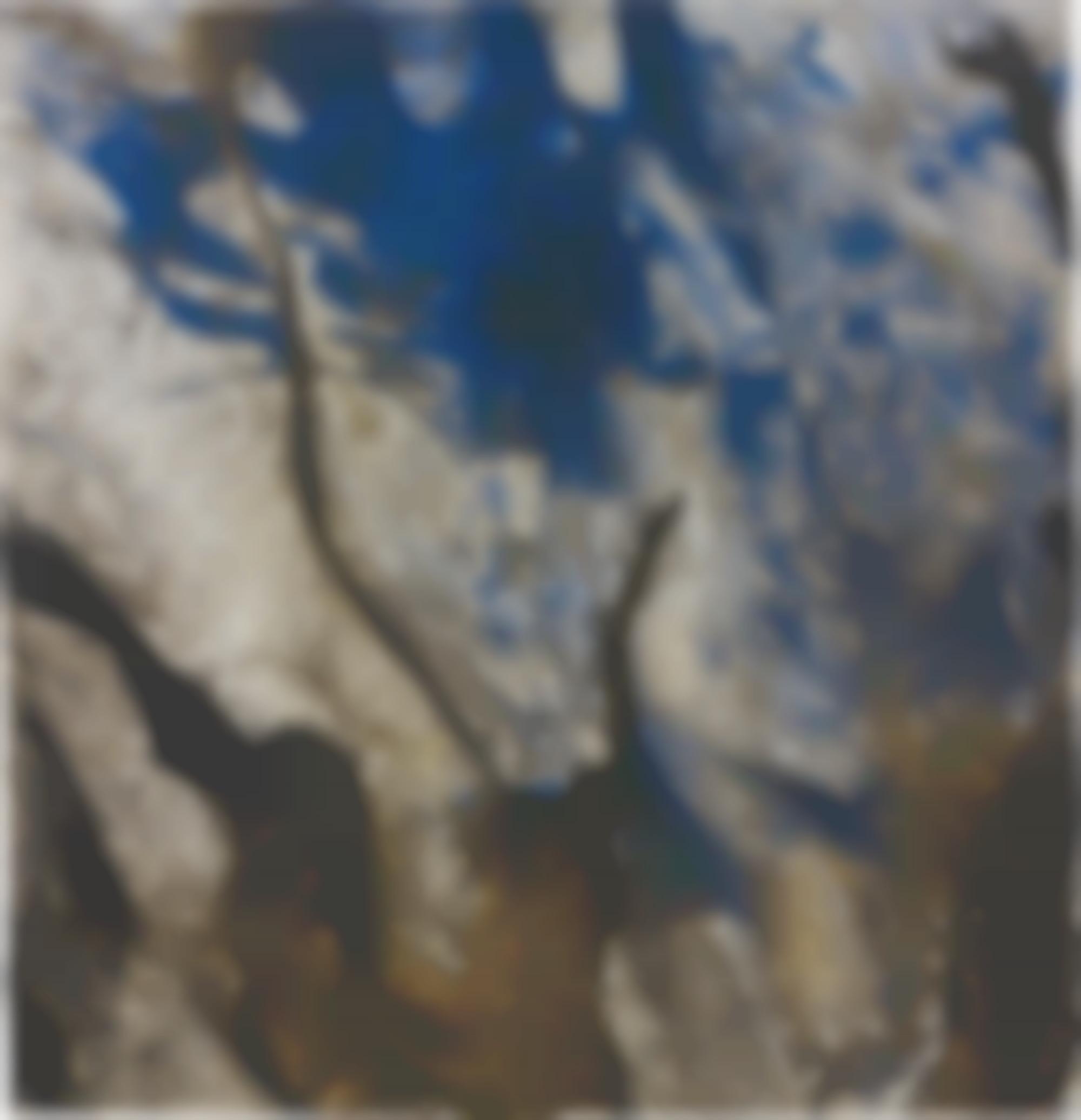 Philippe Pastor-Untitled (Blue Painting)-2011